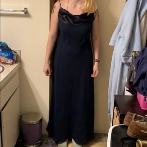 Old prom dress wore once